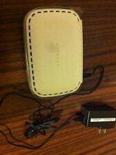 NetGear 5 Port 10/100 Mbps Switch FS605 v3 w ac/dc adapter 332-10154-01