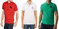 Henri Lloyd Green Red Grey White Slim fit Polo shirt Gym Tee T shirt S M L XL