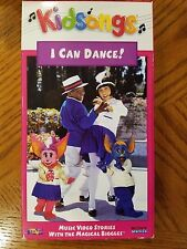 Kidsongs VHS - I Can Dance! - 1998