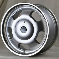 WolfRace One Piece Rims with 4 Studs