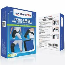 Large Reusable Gel Ice Pack   Hot & Cold Therapy for Pain Relief/Injuries/Aches!