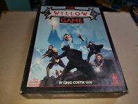 the willow game. board game. 1988 by tor books. magical quest