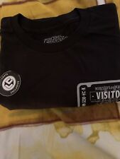 Loot Crate Wizarding World T-Shirt Ministry Of Magic Name Harry Potter New L