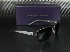 RALPH LAUREN POLO PH3093 928887 Mat Dark Gunmetal Grey 62 mm Men's Sunglasses