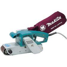 Makita BELT SANDER 850W Versatile Low Nose & Extended Roller Japanese Brand