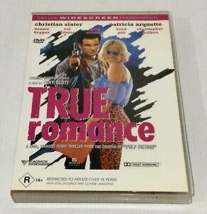 True Romance DVD