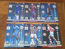 INTERNATIONAL STAR 6 Cards Panini Adrenalyn XL Champions League 2014 2015