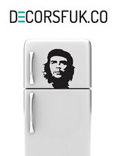Che Guevara Fridge sticker vinyl- A4 - art decor/ wall decor/ kitchen sticker