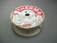 Thermax M17/93-RG178 Coax Cable Spool 150+ Feet - NOS