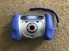VTech Kidizoom Twist Connect Camera - Blue Children's First Camera Toy