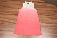 Polo Ralph Lauren девочек градиент без рукавов наполовину на пуговицах платье