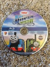 Thomas & Friends Blue Mountain Mystery The Movie - Blue Ray DVD