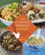 The Chinese Takeout Cookbook: Quick and Easy Dishes to Prepare at Home-ExLibrary