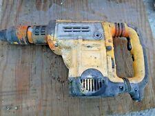 Dewalt D25651 Rotary Hammer Drill Spline135 Amp For Parts