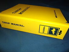 KOMATSU WA800-1 WHEEL LOADER SERVICE SHOP REPAIR BOOK MANUAL OEM ORIGINAL
