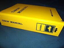 KOMATSU WA800-1 WHEEL LOADER SERVICE SHOP REPAIR BOOK MANUAL OEM ORIGINAL