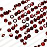 Lot of 3x3mm Round Facet Cut Natural Mozambique Garnet Loose Calibrated Gemstone