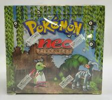 Pokemon Neo Discovery 1st Edition Booster Box