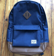 HERSCHEL SUPPLY Teal / Tan HERITAGE BACKPACK