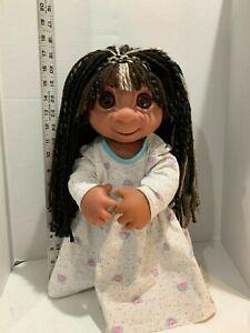 Vintage DAM Troll Doll 17 inches