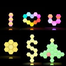 Quantum Lamp Led Hexagonal Light Panel Modular Smart...
