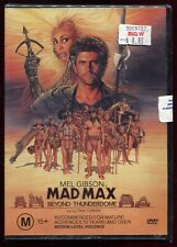 Mad Max Beyond Thunderdome (DVD) 80s Action Region 4