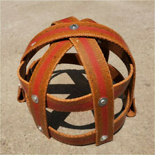 Synthetic Leather Horse Grazing Muzzle Cob Prevent Founder Grass Control Quality
