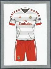 TOPPS CHAMPIONS LEAGUE-2015-16 #150-BENFICA-AWAY KIT