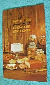 1963 PETER PAN Peanut Butter COOKBOOK ILLUSTRATED Out of Print