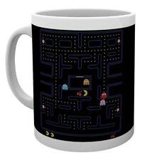 PAC MAN Rétro Arcade Jeux de café tasse nouveau dans boîte cadeau (GB)