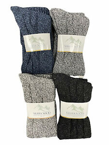 Girl's Women's Wool Over-The-Knee/Knee Hi Dress Outdoor Hiking Winter Boot Socks