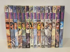 Basara Vol. 1-15 by Yumi Tamura VIZ Manga Book Lot in English