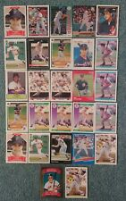Phil Plantier Baseball Card Mixed Lot approx 27 cards