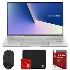 "ASUS ZenBook UM433D 14"" FHD Laptop AMD Ryzen 7 3700U 8GB 512GB SSD Bundle"