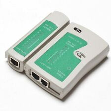 RJ45 CAT6 CAT5e RJ11 Network Ethernet LAN PC Wire Cable Tester Testing Tool