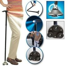 Ultimate Magic Dependable Folding Cane with Built-in LED Lights