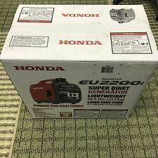 Honda EU2200i 2200W 120V Inverter Portable Gas Generator **NEW FREE SHIPPING**