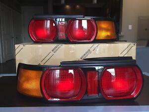 New 1994-1995 Toyota MR2 Tail Light Pair OEM