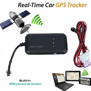LOCALIZZATORE SATELLITARE GPRS GPS GSM ANTIFURTO TRACKER AUTO MOTO CAMION