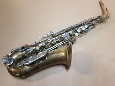1981 SELMER Bundy alt/ALTO SAX/SAXOPHONE-Made in USA