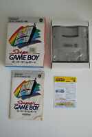 Super Game Boy Komplett OVP CiB (Adapter für Super Nintendo SNES)
