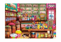 Buffalo Games Sweet Shop - 2000 Piece Jigsaw Puzzle