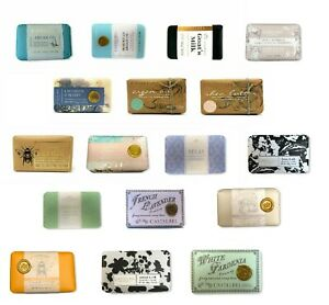 Castelbel Porto Luxury Soap Bar Made in Portugal - CHOOSE YOUR FRAGRANCE