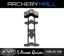 Archer Xtreme HK30B AXT Helix K2 5-Arrow Quiver CAMO