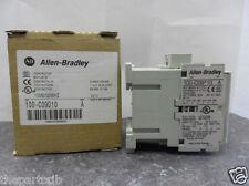 New  Allen-Bradley 100-C09D10 3 Pole Contactor 120 Volt  AC NIB