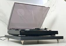 "18""x18""x1.25"" Audiophile Stone Isolation Platform Black Granite Mobel1818 Single"