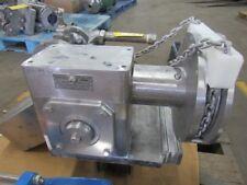 David Round Stainless Steel Manual Hoist