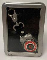 Vintage OTTAWA SENATORS ICE HOCKEY NHL CHROME POCKET WATCH in Box