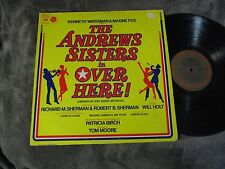 The Andrew Sisters in Over There soundtrack