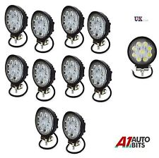 10X 27W 10-30V 9 LED WORK FLOOD SPOT BEAM LAMPS NEW HOLLAND MASSEY FERGUSON JCB